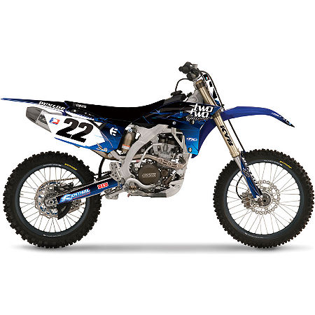 2013 Factory Effex Two Two Complete Graphic Kit - Yamaha - Main