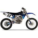 2013 Factory Effex Two Two Complete Graphic Kit - Yamaha - K-AND-N-ATV-2 K&N ATV Dirt Bike