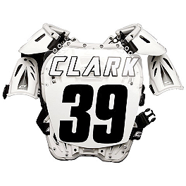 Factory Effex Chest Protector ID Kit - 2013 Factory Effex Rockstar Complete Graphics Kit - KTM