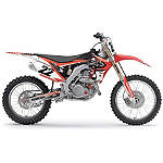 2014 Factory Effex EVO 11 Graphics - Honda - Dirt Bike Graphic Kits