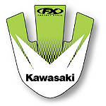 2014 Factory Effex Front Fender Decal - Kawasaki - Kawasaki KX100 Dirt Bike Graphics