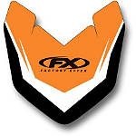 2014 Factory Effex Front Fender Decal - KTM - Factory Effex Dirt Bike Parts