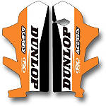 2014 Factory Effex OEM Lower Fork Graphics - KTM - Dirt Bike Trim Decals