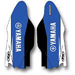 2014 Factory Effex OEM Lower Fork Graphics - Yamaha - Motocross Graphics & Dirt Bike Graphics
