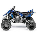 2014 Factory Effex Monster Energy ATV Graphics - Yamaha - Yamaha YFZ450 ATV Graphics and Decals