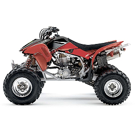 2014 Factory Effex Monster Energy ATV Graphics - Honda - 2013 One Industries Delta ATV Graphic Kit - Honda
