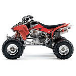 2014 Factory Effex Monster Energy ATV Graphics - Honda - Honda TRX450R (KICK START) ATV Body Parts and Accessories