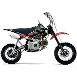 2014 Factory Effex Monster Energy Graphics Kit - CRF50 - Motocross Graphics & Dirt Bike Graphics