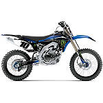 2014 Factory Effex Monster Energy Complete Shroud / Trim Kit - Yamaha - Factory Effex Dirt Bike Parts