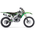 2014 Factory Effex Metal Mulisha Graphics - Kawasaki - Dirt Bike Graphic Kits