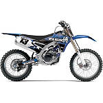 2014 Factory Effex Metal Mulisha Graphics - Yamaha - Dirt Bike Graphic Kits