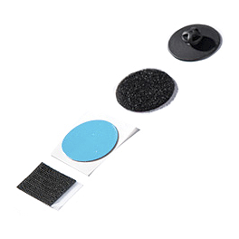 Factory Effex Quick Straps Button Re-Mount Kit - Factory Effex Grip Tape Sheet