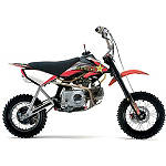 2014 Factory Effex Rockstar Graphics Kit - CRF50 - Motocross Graphics & Dirt Bike Graphics