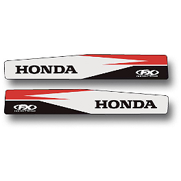 2014 Factory Effex Swingarm Decal - Honda - 2001 Honda CR250 Factory Effex All-Grip Seat Cover