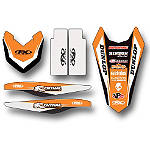 2014 Factory Effex Standard Trim Kit - KTM - Dirt Bike Trim Decals