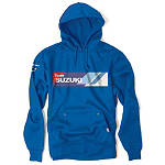 Factory Effex Suzuki Hoody - Mens Casual Motocross Dirt Bike Sweatshirts & Hoodies