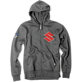 Factory Effex Suzuki Zip Hoody - Metal Mulisha Youth Bone-Hed T-Shirt