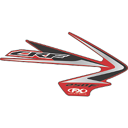 Factory Effex OEM Graphics 09 Honda - 2007 Honda CRF250R Factory Effex DX1 Backgrounds Hot Wheels - Honda