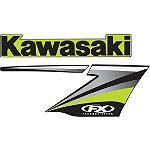 Factory Effex OEM Graphics 10 Kawasaki - Dirt Bike Graphic Kits