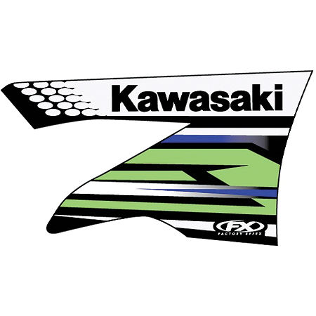 Factory Effex OEM Graphics 12 Kawasaki - Main