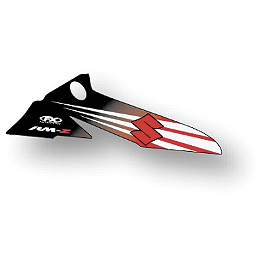 Factory Effex OEM Graphics - Suzuki - Factory Effex DX1 Backgrounds Signature - Kawasaki