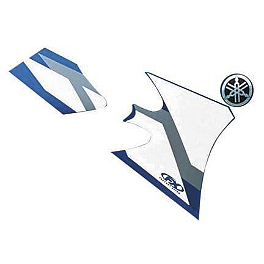 Factory Effex OEM Graphics 02 Yamaha - 2002 Yamaha YZ426F Factory Effex All-Grip Seat Cover