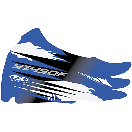Factory Effex OEM Graphics 12 Yamaha - 2011 Yamaha YZ450F 2013 Factory Effex Two Complete Graphic Kit - Yamaha