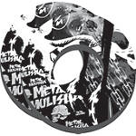 Metal Mulisha White-Black