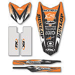 Factory Effex Standard Trim Kit - KTM -  Dirt Bike Body Kits, Parts & Accessories