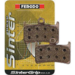 Ferodo Sintered STAC Track Day Brake Pads - Front - FERODO Dirt Bike Motorcycle Parts