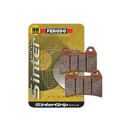 Ferodo Sintered ST Brake Pads - Rear - Main