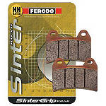 Ferodo Sintered ST Brake Pads - Rear - Ducati 1098R Motorcycle Brakes