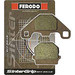 Ferodo Sintered Offroad Brake Pads SG - Rear - Kawasaki KX250 Dirt Bike Brakes