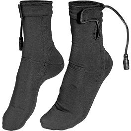Firstgear Heated Socks - Firstgear Heated Jacket Liner - 65 Watt