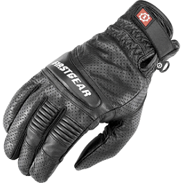 Firstgear Mojave Gloves - Power Trip Intercooled Gloves