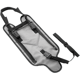 Firstgear Silverstone Tank Bag II Mounting Base - Firstgear Temperfoam Back Pad