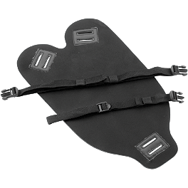 Firstgear Silverstone Tank Bag Mounting Base - Firstgear DC Coax Plug Y Harness