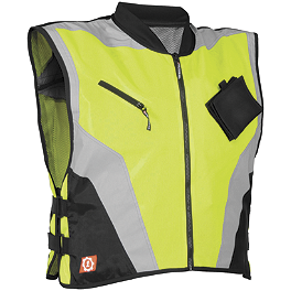 Firstgear Military Spec Vest - Fly Racing Fast-Pass Vest - Hi-Viz