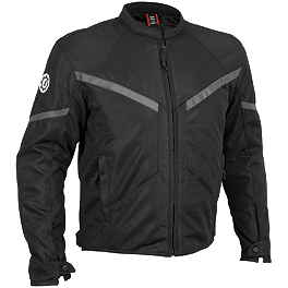 Firstgear Rush Mesh Jacket - Firstgear Baja Mesh Gloves