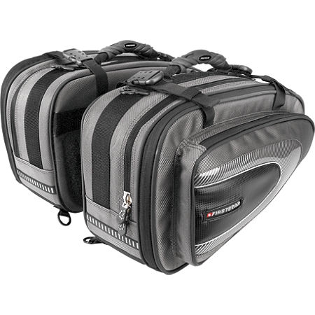 Firstgear Silverstone Saddlebags - Main
