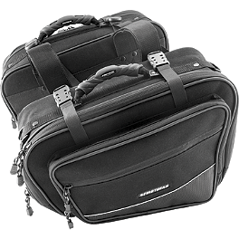 Firstgear Onyx Saddlebags - Firstgear Laguna Saddlebags