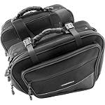 Firstgear Onyx Saddlebags - FIRST-GEAR Cruiser Saddle Bags