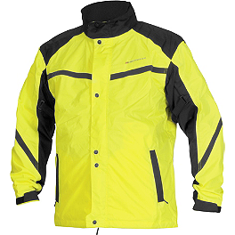 Firstgear Sierra Rain Jacket - Firstgear Splash Jacket