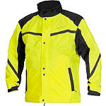 Firstgear Sierra Rain Jacket - FIRST-GEAR-MENS Motorcycle Rainwear and Cold Weather