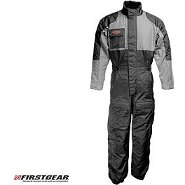 Firstgear Thermo One-Piece Rain Suit - Firstgear Kilimanjaro Air Gloves