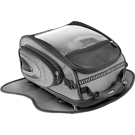 Firstgear Silverstone Tank Bag II - Firstgear Temperfoam Back Pad