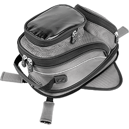 Firstgear Silverstone Mini Tank Bag - Firstgear Temperfoam Back Pad