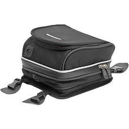 Firstgear Laguna Mini GPS Tank Bag - Firstgear DC Coax Jack Panel Mount