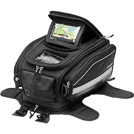 Firstgear Laguna GPS Tank Bag With Backpack - Alpinestars Tech Aero Tank Bag