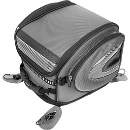 Firstgear Silverstone Tail Bag - Firstgear Onyx Tail Bag